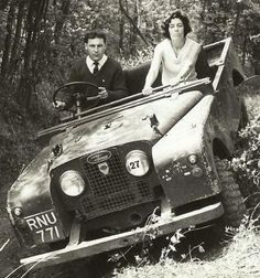 Land Rover 86 SERIES One RNU 771