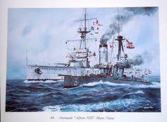 crucero de primera clase Reina Cristina - Buscar con Google