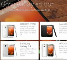 Penyamaran Galaxy S5 Google Play Edition di Google Play  http://www.aplikanologi.com/?p=25398