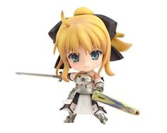 Saber Lily Nendoroid Fate/Unlimated Codes Figure by Good Smile Company. Save 57 Off!. $43.00. The pure white, royal knight - even more adorable as a Nendoroid. The ever popular 'Fate/unlimited codes' game series has expanded with the recently released PSP version, and to accompany its release is this adorable Nendoroid of Saber Lily! Of the many poses the Nendoroid is able to take, it can easily take the pose of its 1/7th scale counterpart, 'Saber Lily ~Distant Avalon~ ', as well ...