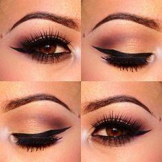 .brown eyes