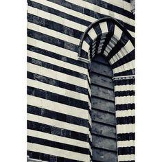 Striped art print by Farsidian