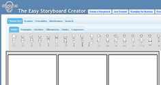 StoryBoard That es una plataforma en la web que nos permite cumplir con una tarea que la mayoría de personas desearían cumplir, poder crear una tira cómica.