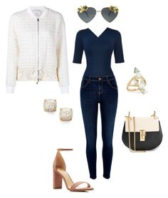 """""""#345"""" by snows22 on Polyvore featuring moda, 3.1 Phillip Lim, New Look, River Island, Kate Spade, Chloé, Vince Camuto e Noir Jewelry"""