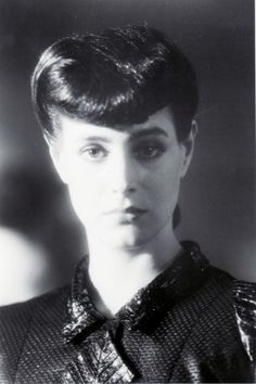 sean young, blade runner.