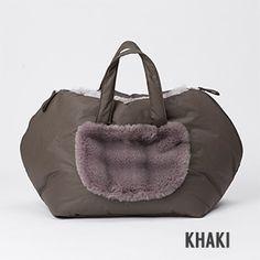 Fur Around Dog Bag