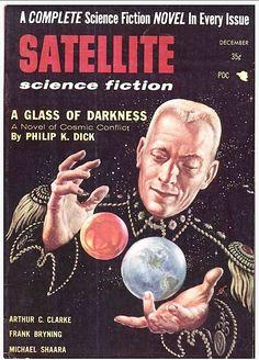 Satellite Science Fiction, December 1956.