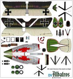 Albatros D.V | Flickr - Photo Sharing!