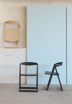 Furniture - Patan Folding Chair by Tomoko Azumi