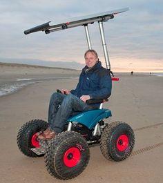 Strand en meer » Toegankelijk Texel! :D