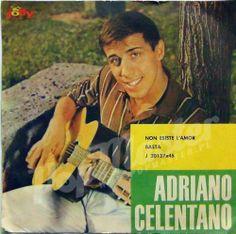 Adriano Celentano Non Esiste L'amor J 20137x45 http://popmaster.pl/