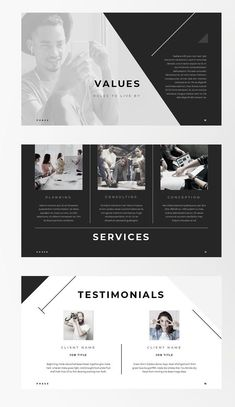 Keynote Template - Phase - For those looking for a professional presentation, 'Phase' offers a m Design Websites, Web Design Agency, Web Design Services, Web Design Trends, Web Design Company, Web Design Tips, Layout Design, Website Design Layout, Website Design Inspiration