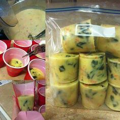 how to freeze soup in personal size portions