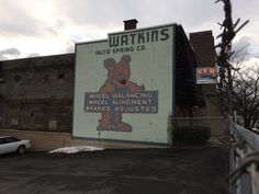 Watkins Auto Spring Co., Central Ave., Albany, NY
