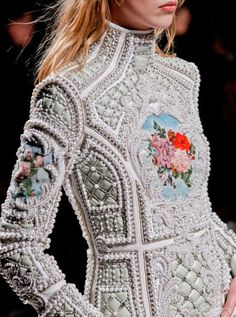 Balmain FW12  ...  Not sure how I feel about this??? HMMMM