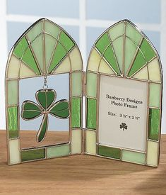 Irish Photo Frame Stained Glass Picture Frame with Shamrock Banberry Designs,http://www.amazon.com/dp/B004TGVE06/ref=cm_sw_r_pi_dp_Jmd9sb1QS5W36NCM