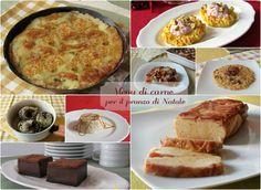 MENU PER IL PRANZO DI NATALE #menu #Natale #ricette #carne #Christmas #recipes #italy #italian #food #italianfood #foodporn #ilchiccodimais http://blog.giallozafferano.it/ilchiccodimais/menu-per-il-pranzo-di-natale-10-ricette-di-carne/
