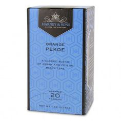 Harney and Sons Premium Tea - Orange Pekoe - 20 count