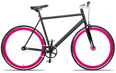 The SCHRAMM was designed by Solé Bicycle Co., which began in Los Angeles with two best friends in college looking for an affordable bike. Their bicycles are lightweight, stylish, and made in Venice Beach, California.