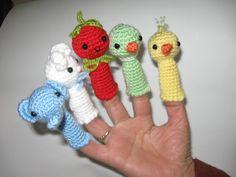 nice Tığ İşi Parmak Kukla Yapımı Canim Anne  http://www.canimanne.com/tig-isi-parmak-kukla-yapimi.html