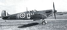 Battle of Britain 1940- X4474, a late production Mk I Spitfire of 19 Squadron, September 1940. During the Battle 19 Squadron was part of the Duxford Wing.