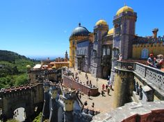7 Reasons to Visit Lisbon Right Now, Portugal - Condé Nast Traveler - November 2014   Sintra is less than an hour away