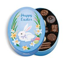 Happy Easter Oval Fancy | See's Candies  someone really should give me one of these