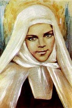 Santos, Beatos, Veneráveis e Servos de Deus: SANTA MARIA DE JESUS CRUCIFICADO, Virgem Carmelita...