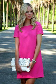 little pink dress :: zazumi.com