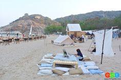 CAMP MEATING แคมป์ปิ้งริมหาด อะไรจะชิลล์ขนาดนั้น