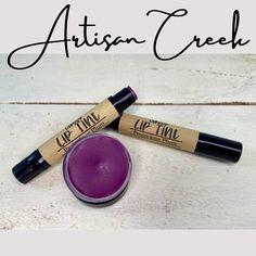 Precocious Plum LIP TINT, Natural Shea Butter and Beeswax - Lip Gloss, Lip  Balm Color, Mica Tinted