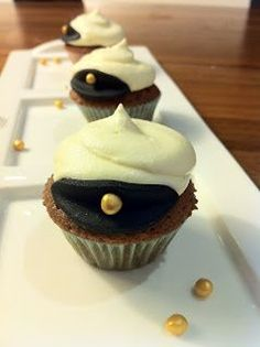 Cupcakes student dekoration