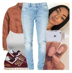 """"""""""" by l-ondonbridge ❤ liked on Polyvore featuring L.E.N.Y., New Balance, Fremada and Zara"""
