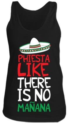 Alpha Epsilon Phi Phi-Esta Like There's No Mañana