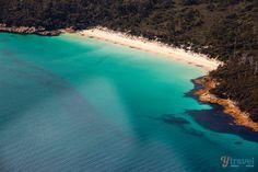 Freycinet Peninsula in Tasmania, Australia