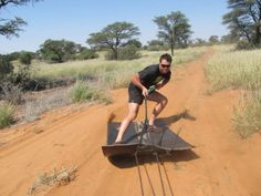 Thota Lodge Bakkie Skiing - Bakkie Skiing in the Northern Cape, South Africa Adventure Holiday, Luxury Rooms, Adventure Activities, Campsite, Bed And Breakfast, Great Places, South Africa, Skiing, Outdoor