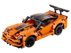 Race Cars | Toy Cars | Official LEGO® Shop CA Corvette Zr1, Chevrolet Corvette, Go Karts, Aston Martin Db5, Lego Shop, Technique Lego, Modele Lego, Lego Technic Sets, Cars
