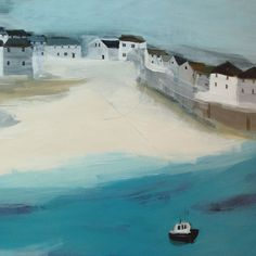 Port Isaac by Hannah Cole from King & McGaw
