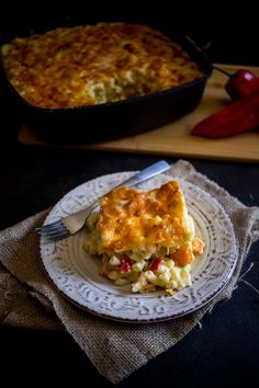 veggie mac and cheese 1 Kid Friendly Meals, Macaroni And Cheese, Veggies, Food And Drink, Yummy Food, Baking, Ethnic Recipes, Mac And Cheese, Vegetable Recipes