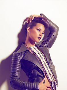 Jill Greenberg photography (Alicia Keys)