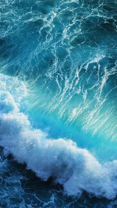 """Beautiful blue waves iphone 6 plus wallpaper """"Living in a material world"""". Iphone 6 Wallpaper Backgrounds, Beste Iphone Wallpaper, Ocean Wallpaper, Summer Wallpaper, Blue Wallpapers, Waves Wallpaper Iphone, Vintage Wallpapers, Wallpaper Ideas, Wallpaper Quotes"""