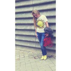 Carol y su mundo!!!: Shirt with sun!!!