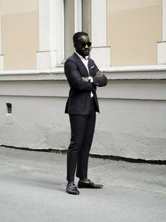 Suit: Sand Copenhagen, shirt: Gran Sasso, loafers: Gucci - here, eyewear: Chimi - here I Dress, My Outfit, Eyewear, Fashion Inspiration, Gucci, Suits, Check, Dresses, Vestidos