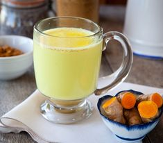 Golden Turmeric Tea recipe is delicious and healthy! Turmeric benefits are great because of it's active compound curcumin which reduces inflammation.