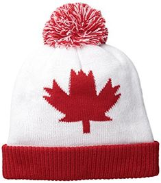 c7f28502b7e37 Coal Men s Nations Canada Beanie  A throwback ski toque emblazoned with  national flags. Rolled rib cuff