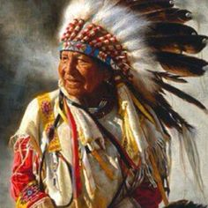Native American!  God Bless America!