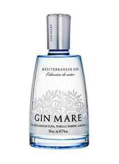 Gin Mare Saver Glass bottle