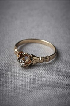 Long Journey Ring (BHLDN). So lovely!