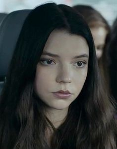 Anya Taylor Joy Split, Joy Taylor, Split Movie, Anya Joy, Character Aesthetic, Timeless Beauty, Queen, Picture Video, Actors & Actresses