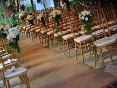 Realizando um Sonho | Blog de casamento e vida a dois: Inspirações para Decoração da Cerimônia !